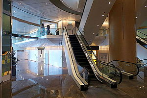 CITIC Tower - CITIC Tower Office Lobby