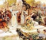 Clairin, Georges Jules Victor - La Fete.jpg