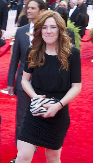 Clara Hughes at the red carpet event for Canad...