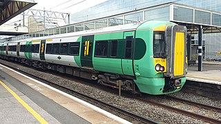 Southern (Govia Thameslink Railway) British train operating company