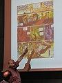 Claude Moliterni Torino Comics 2006 explain Little Nemo.jpg
