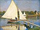 Claude Monet - Les canotiers à Argenteuil - Nahmad collection.jpg
