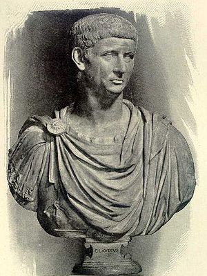 Agrippina (opera) - A representation of the Emperor Claudius