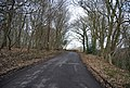 Clay Hill Rd heading north - geograph.org.uk - 1759168.jpg