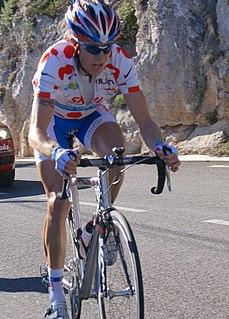 Clément Lhotellerie Road bicycle racer