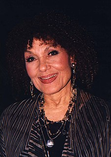 Cleo Laine English jazz singer and an actress