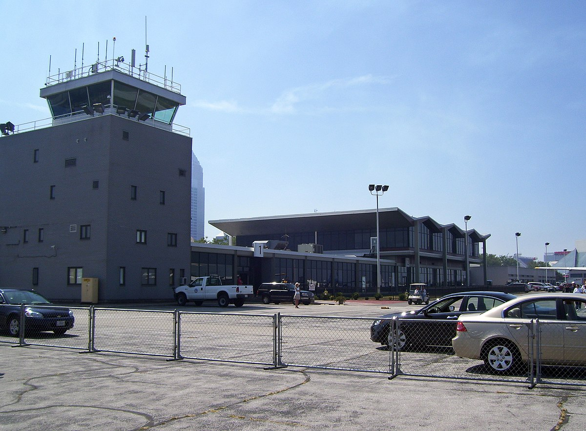 Cleveland Airport Car Rental Directions