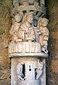 Cloître de l'Abbaye de Cadouin-Chapiteau-1965 10.jpg