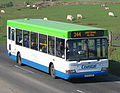 Coastal Coaches bus, Dart Pointer, Pett Level Road, 2 April 2011 (1).jpg