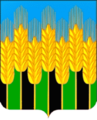Coat of arms of Novodmítriyevskaya.png