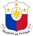 Coat of arms of the Philippines (per 1998 Law).svg
