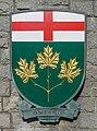 Coats of arms of Ontario, Confederation Garden Court, Victoria, British Columbia, Canada 18.jpg