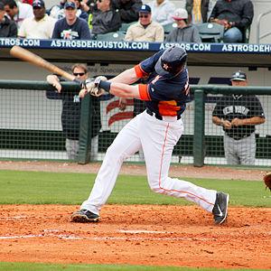 Colin Moran (baseball) - Moran during spring training in 2015