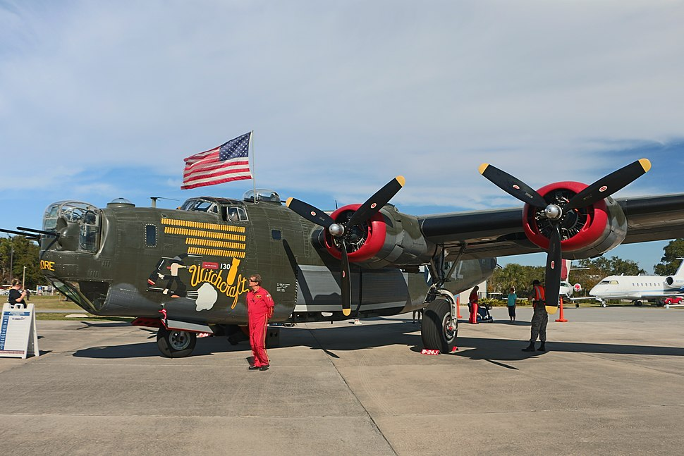 Collings Foundation's B-24H