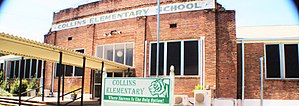 Covington County School District (Mississippi) - Image: Collins Elementary School MS