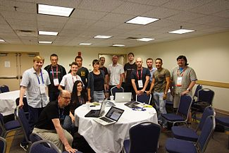 Communications Committee Meetup at Wikimania 2012
