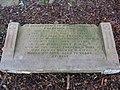 Commonwealth War Grave in Jarrow Cemetery (WW2-06) - geograph.org.uk - 1604410.jpg