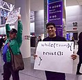 Computer programmer protest at SFO -noban Protest -Jan 29, 2016 (32451983322).jpg