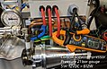 Conical screw compressor Storm, 21 bar, 51A, 612W.jpg