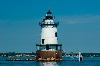 Conimicut Light - Image: Conimicut Lighthouse 2007
