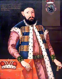 Constantin Brâncoveanu Prince of Wallachia