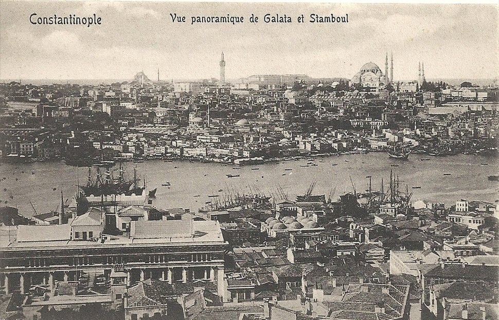Constantinople late 19th century