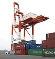 Container terminal = 愛媛/今治港富田埠頭【 Pictures taken in Japan 】--②.jpg