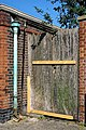 Coombes Croft Toilets blocked alley during Covid-19 pandemic, High Road, Tottenham London England 1.jpg