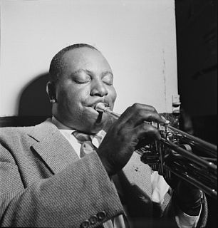 Cootie Williams American trumpeter