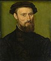 Corneille de Lyon - Bust Portrait of a Man - National Gallery.jpg