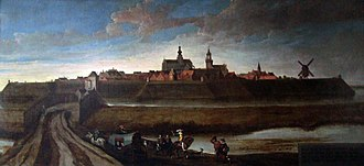 Hulst - Image: Cornelis de Vos View of Hulst