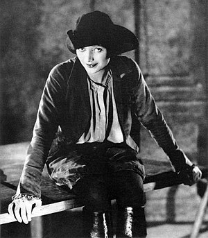 Winthrop Ames - Katharine Cornell in Ames' production of Will Shakespeare (1923)