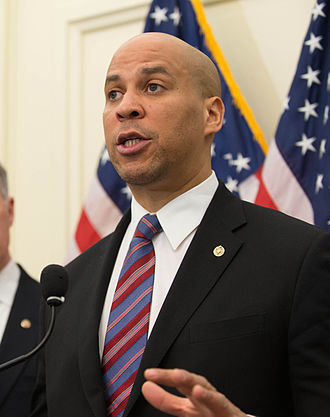 Cory Booker - Booker in 2014