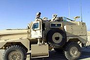 Cougar 4x4 Iraq 2004