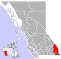 Cranbrook, British Columbia Location.png