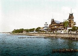 Cranz Damenbad 1900