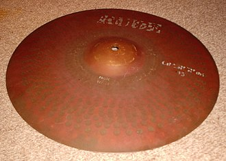 "Crash/ride cymbal - Paiste Rude 16"" crash/ride"