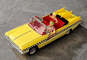 Crazy Taxi remote control car