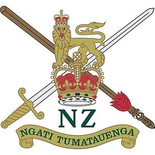 New Zealand Army Land component of the New Zealand Defence Force