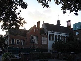Crosby Hall, London - Image: Crosby Hall London 01