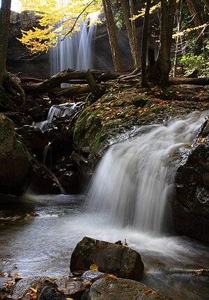 Ohiopyle State Park - Cucumber Falls