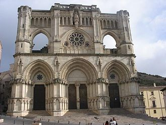 Roman Catholic Diocese of Cuenca - Cuenca Cathedral