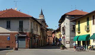 Cuggiono Comune in Lombardy, Italy