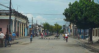 Cumanayagua Municipality in Cienfuegos, Cuba