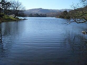 Rydal Water - Image: Cumbria 2007 035