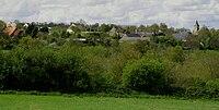 Curcy sur Orne village.JPG