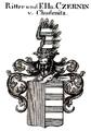 Czernin von Chudenitz (Ritter und Freiherren)-Wappen.png