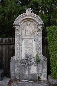 Döblinger Friedhof - Adolf von Sonnenthal.JPG