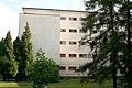 Dětská nemocnice Brno, pavilon B2, severní fasáda.jpg