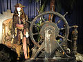 D23 Expo 2011 - Pirates of the Caribbean costumes and props (Jack Sparrow) (6075807284).jpg